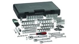 "GearWrench Tool Set Multi Drive 1/4"", 3/8"" & 1/2"" 6pt & 12pt Standard & Deep MET/SAE 141Pc"