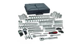 "GearWrench Tool Set Multi Drive 1/4"", 3/8"" & 1/2"" 6pt & 12pt Standard & Deep MET/SAE 216Pc"