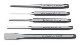 GearWrench Punch & Chisel Set 5Pc