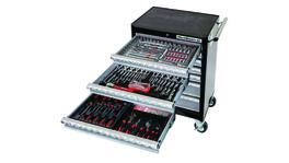 GearWrench Tool Set 173Pc + Roller Cabinet 7 Drawer
