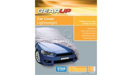 Gearup Car Cover Medium 4.1m - 4.7m Bronze