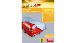 Gearup Ute Car Cover 4.8 - 5.3m