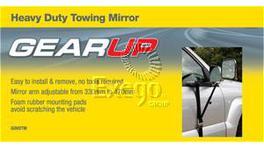 Gearup Heavy Duty Towing Mirror