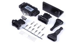 Haltech HT-020006 Quad Channel OEM Igniter (DUMB) - inc Plugs, Pins, Mounting Bracket  and Paste