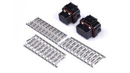 Haltech HT-030001 - AMP 26 & 34 Pin 4 Row Superseal Connector Set