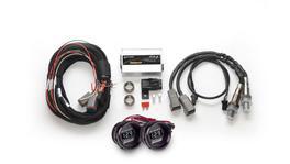 Haltech HT-059961 WBC2 - Box A Dual Channel CAN Wideband (2) Single Gauges Kit