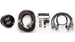 Haltech HT-059962 WBC2 - Box A Dual Channel CAN Wideband (1) Dual Gauge Kit