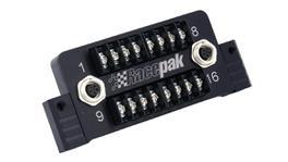 Haltech HT-06-500-SW-SM16 SmartWire Switch Module - Aluminium Switch Modul