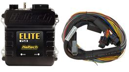 Haltech HT-150602 Elite 750 - 2.5m (8 ft) Basic Universal Wire-in Harness Kit