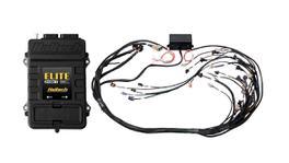 Haltech HT-151337 Elite 2500 T w/ ADVANCED TORQUE MANAGEMENT & RACE FUNCTIONS Terminated Harness ECU Kit fits GM GEN IV LSX (LS2/LS3)