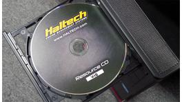 Haltech HT-200100 Software Resource CD