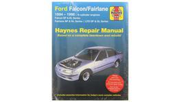 Haynes Repair Manual Suits Ford Falcon, Fairlaine & LTD 94-98 36732