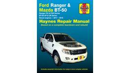 Haynes Repair Manual Suits Ford Ranger & Mazda BT50 11-18 36772