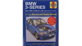 Haynes Repair Manual Suits BMW 3 Series E46 98-06 4067