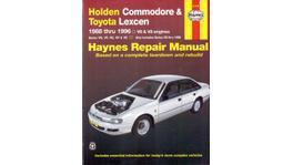 Haynes Repair Manual Suits Holden Commodore 88-96 41742