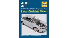 Haynes Repair Manual Suits Audi 03-08 96018