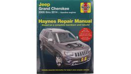 Haynes Repair Manual Suits Jeep Grand Cherokee 05-14 50026