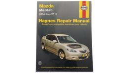 Haynes Repair Manual Suits Mazda 3 04-12 61712