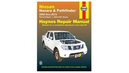 Haynes Repair Manual Suits Nissan Navara & Nissan Pathfinder 05-13 72732