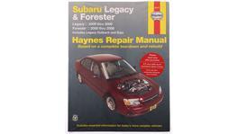 Haynes Repair Manual Suits Subaru Legacy & Forester 00-09 89101