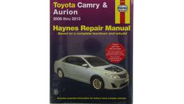 Haynes Repair Manual Suits Toyota Camry & Toyota Aurion 06-13 92709