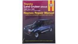 Haynes Repair Manual Suits Toyota Land Cruiser 80-98 92751
