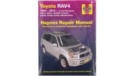 Haynes Repair Manual Suits Toyota Rav4 94-12 92782