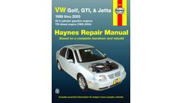 Haynes Repair Manual Suits VW Golf & Jetta 99-05 96018