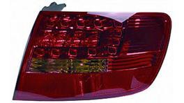 HELLA Tail Light Drivers Side 2VA 354 542-021
