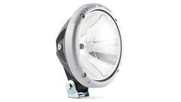 HELLA Rallye 3003 Driving Light Compact Spread Beam Silver Rim 1393
