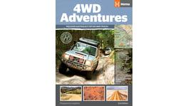 Hema Maps 4WD Adventures Off-Road Guide Book
