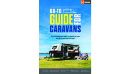 Hema Maps Go-To Guide For Caravans Book