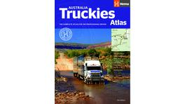 Hema Maps Australian Truckies Atlas Book