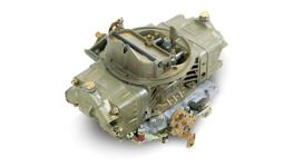 Holley 600 CFM Double Pumper Square Bore 4-Barrel Carburetor 283859