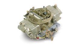 Holley 850 CFM Double Pumper Square Bore 4-Barrel Carburetor 283878