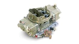 Holley 750 CFM Competition Double Pumper Square Bore 4-Barrel Carburetor 283871