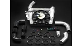HPD Intercooler Upgrade Fits Nissan Patrol GU ZD30 99-06