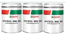 Castrol HYSOL MB 50 Metalworking Fluid 4L 3 Box 128002