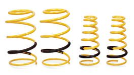 King Springs Coil Spring Kit Lowered Front & Rear KDFL68-KDRL69