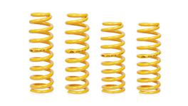 King Springs Coil Spring Kit Raised Front & Rear KRFR01-KRRR04