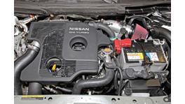 K&N 69-7079TS Typhoon Induction Kit fits Nissan Juke 1.6L Turbo 2012-15 74870
