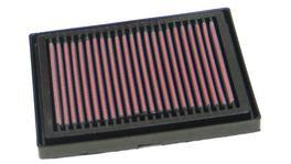 K&N Motorcycle Air Filter Fits Aprilia - AL-1004