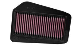 K&N Motorcycle Air Filter Fits Honda CBR125R - HA-1502