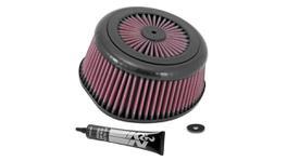 K&N Motorcycle Air Filter Fits Honda CRF450R - HA-4513XD