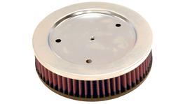 K&N Motorcycle Air Filter Fits Harley - HD-0600