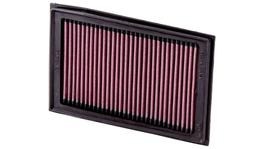 K&N Motorcycle Air Filter Fits Kawasaki EX250R - KA-2508