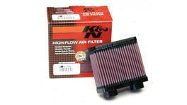 K&N Motorcycle Air Filter Fits Kawasaki EX250R 86 On - KA-2586