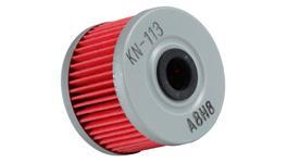 K&N Motorcycle Oil Filter Fits Honda TRX & ATC Quads - KN-113