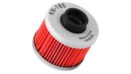 K&N Motorcycle Oil Filter Fits Aprilia, BMW, Italjet - KN-185
