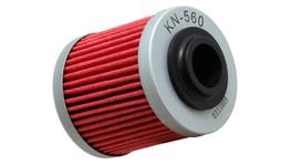 K&N Motorcycle Oil Filter Fits Can-Am DS450 08-12 - KN-560